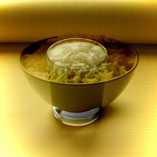Рис и сыворотка